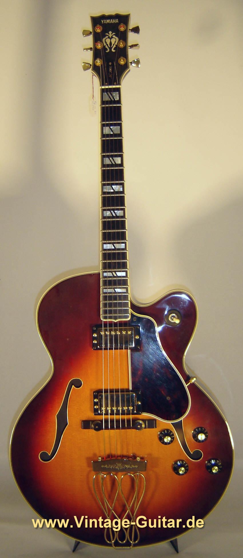 Yamaha Guitar Archives