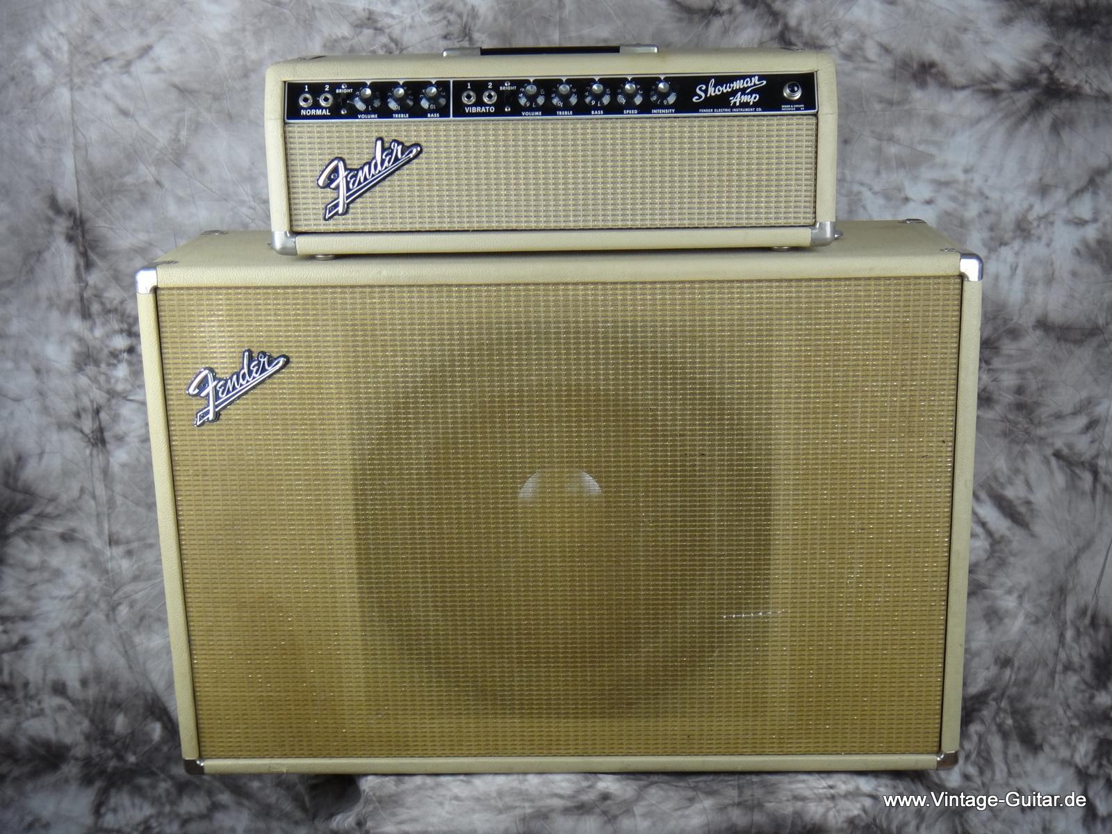 1x15 Guitar Cabinet Fender Showman Amp Cabinet 1x15 Jbl D 130f 1963 C A 1257