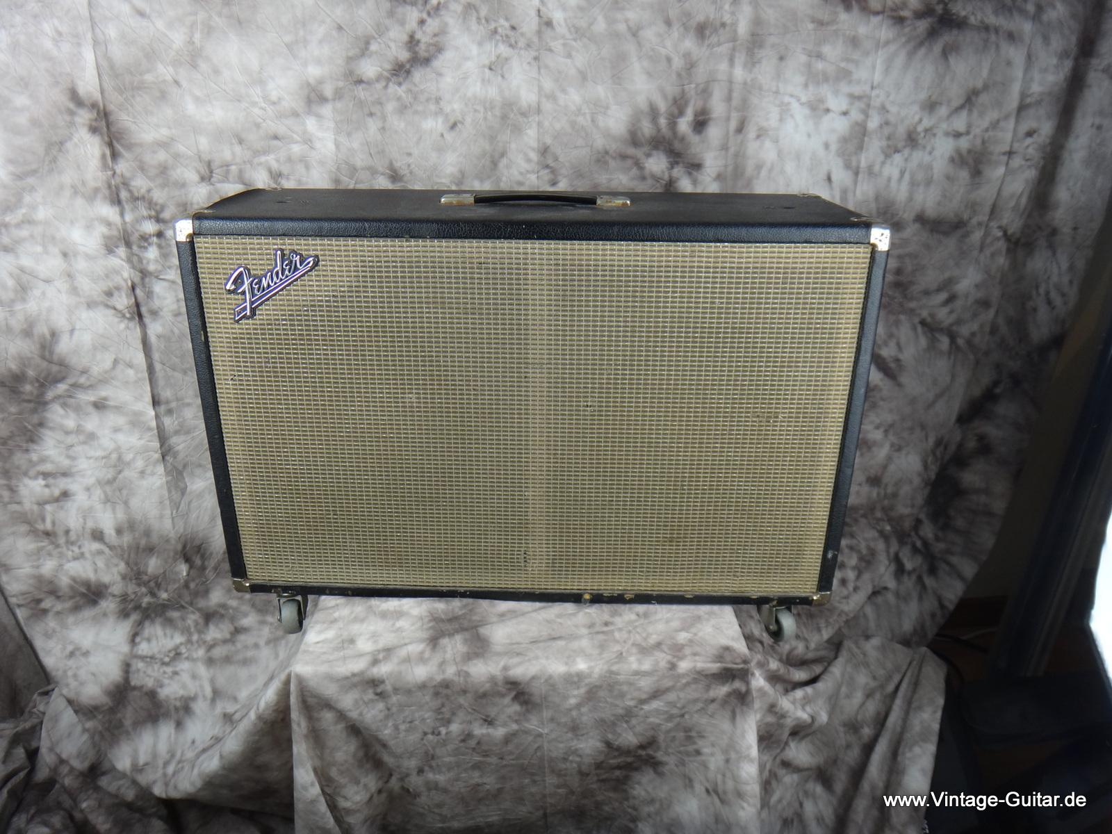 FENDER Cabinet 2x12 open back [1964] | A-1257