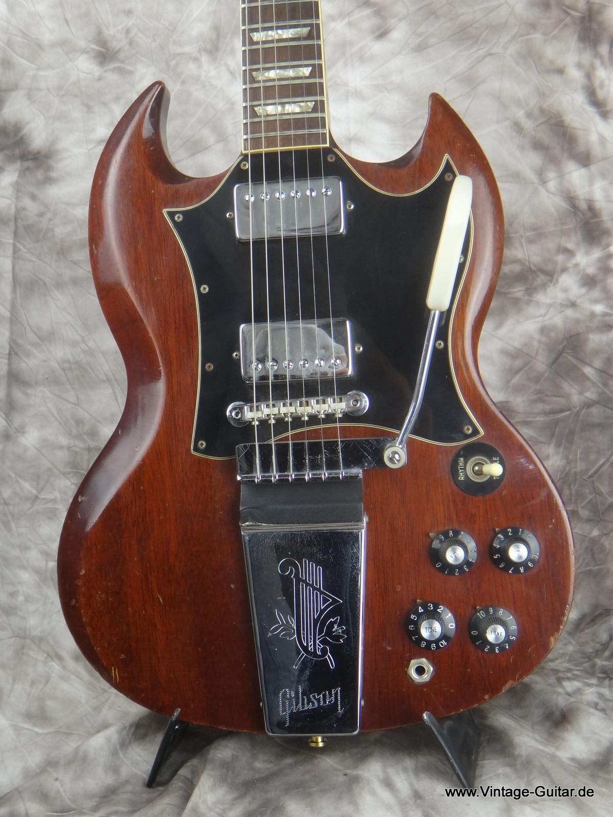 gibson sg standard 1969 a 1257