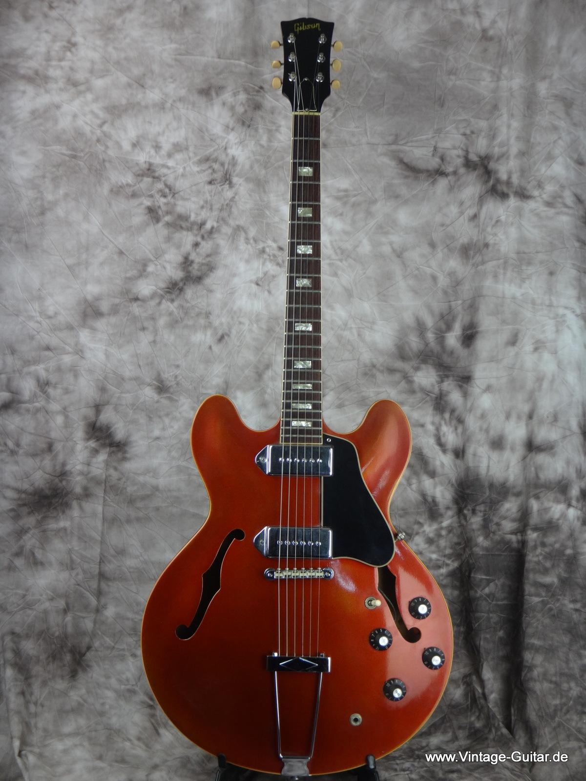 Gibson ES-330 TDC [1968] | A-1257