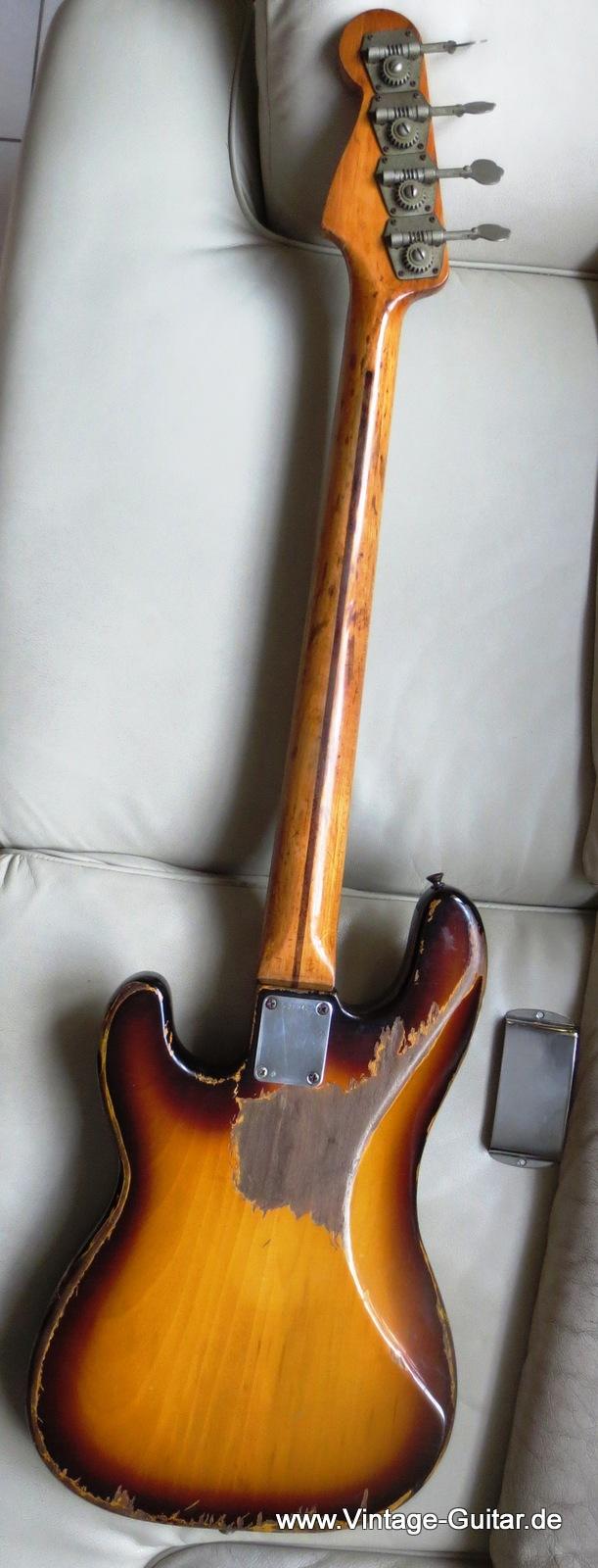 FENDER Precision Bass [1958] | A-1257