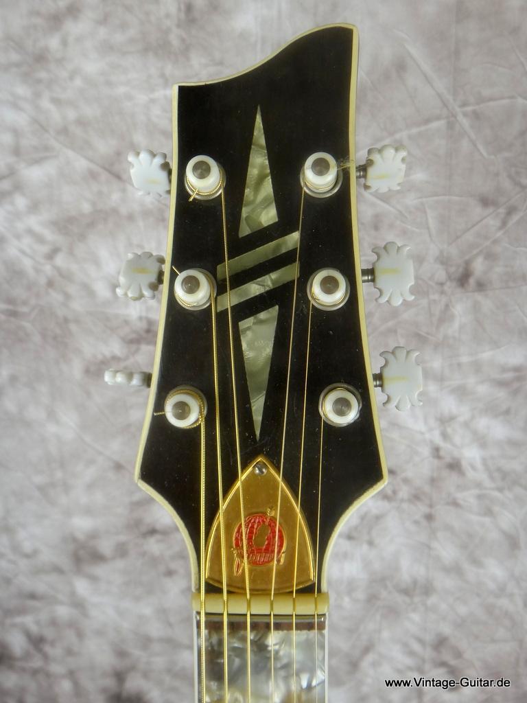 Framus Black Rose Deluxe 1959 A 1193