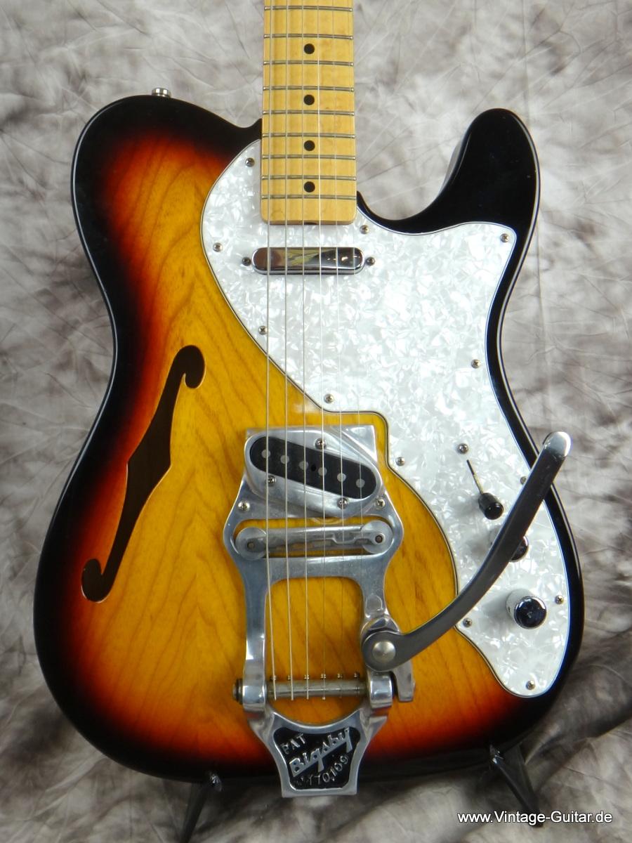 Fender-Telecaster-Thinline-1969-Reissue-