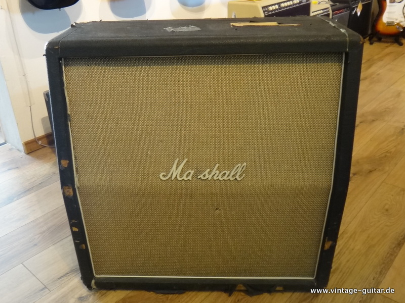 Marshall Model 1982 bass cabinet [1970] | A-1257