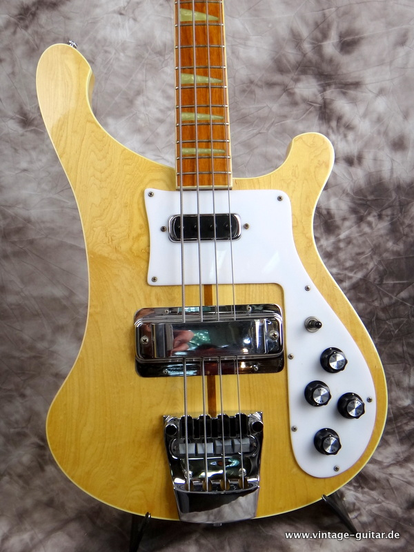 Rickenbacker 4001 [1978]   A-1257
