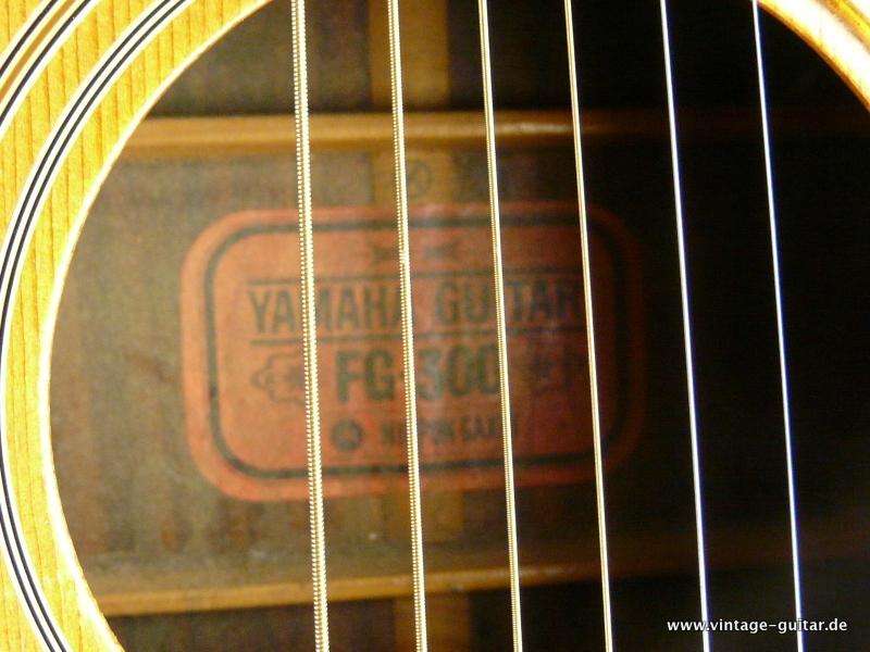 Yamaha Red Label Fg