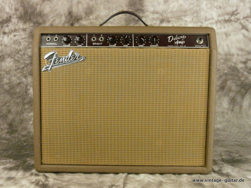 FENDER Deluxe Amp [1963] | A-1257