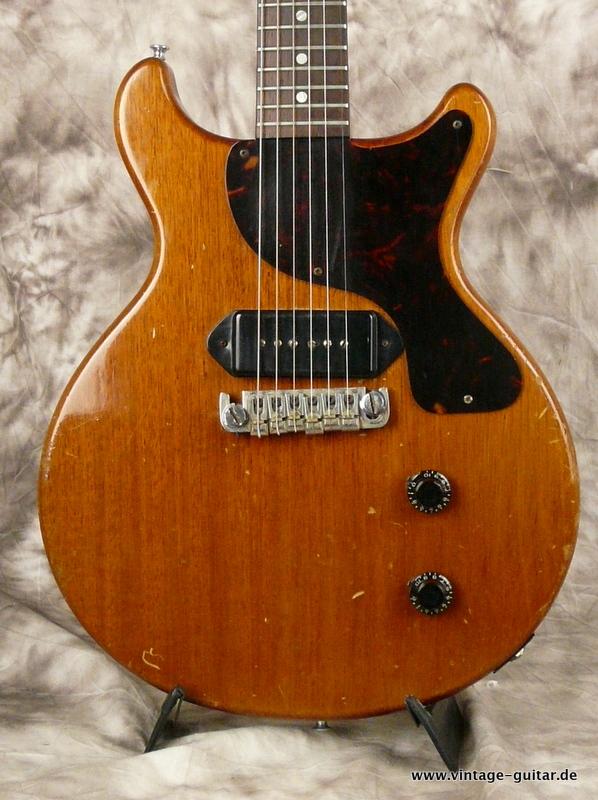Gibson Les Paul Junior 1959 A 1257
