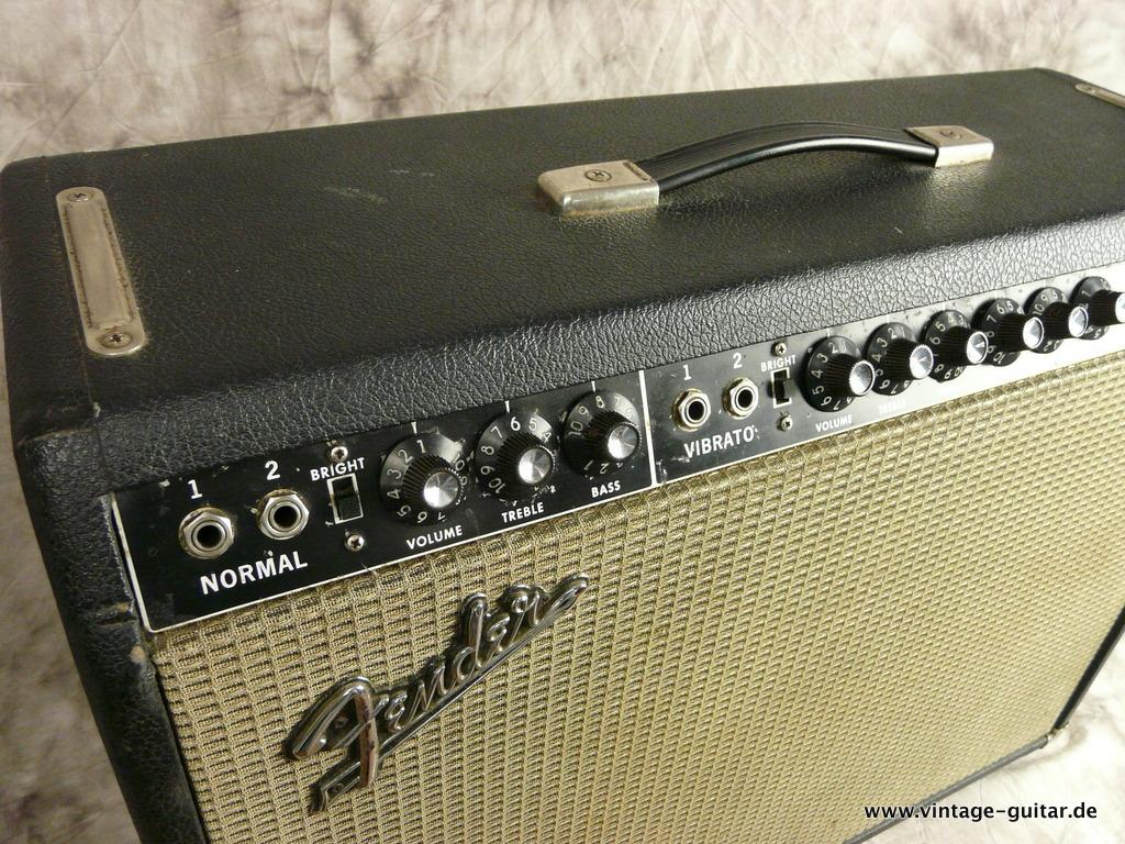 Fender vibrolux vintage