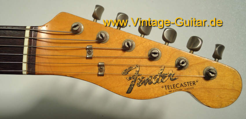 Fender headstock decal dating 10