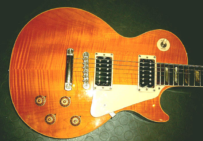 dating vintage gibson les paul This is a brief outline of the various pots and caps and wiring used by gibson this is not a complete summary but is a good start for the beginner.